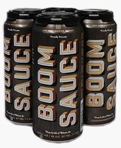 Boom Sauce, Lord Hobo Brewing 2