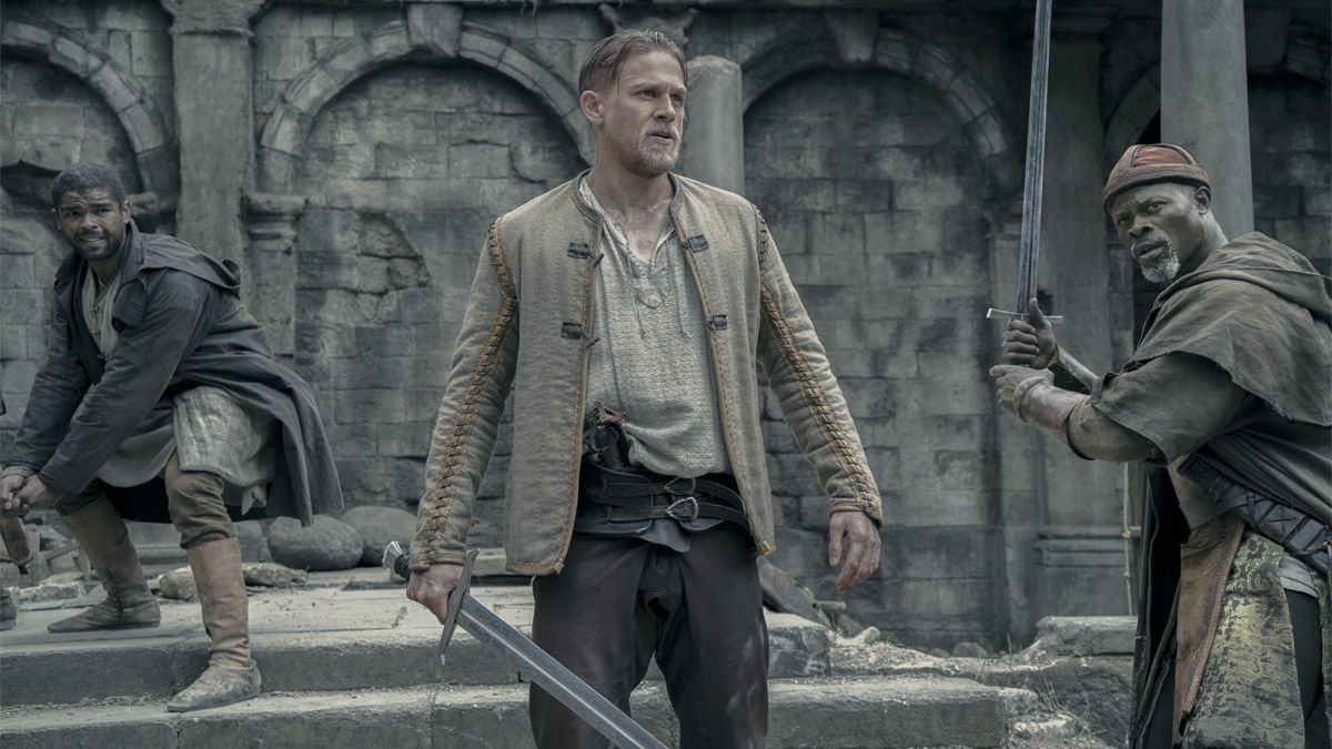 King Arthur Summer Movie Preview