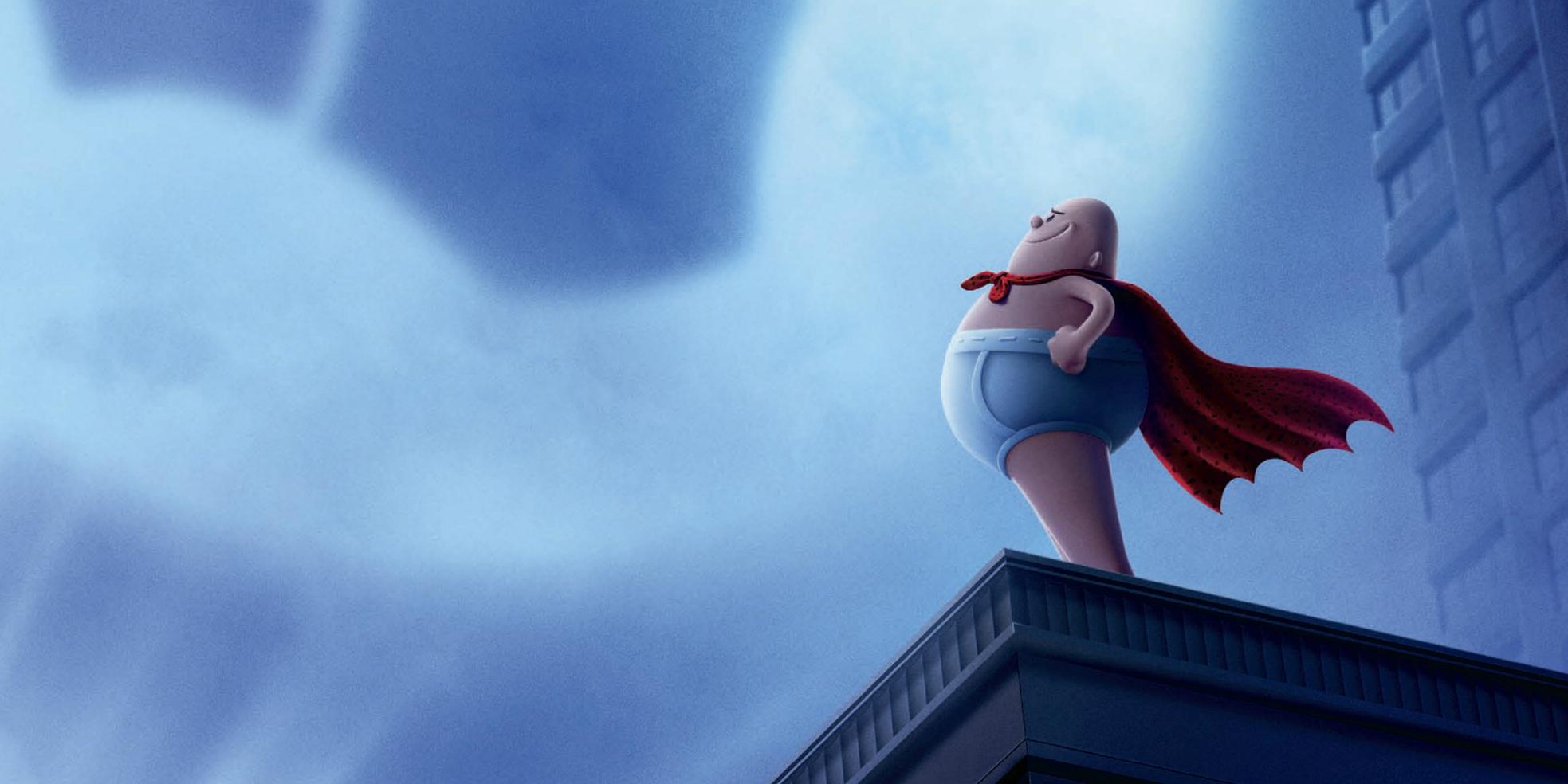 Captain Underpants Summer Movie Preview