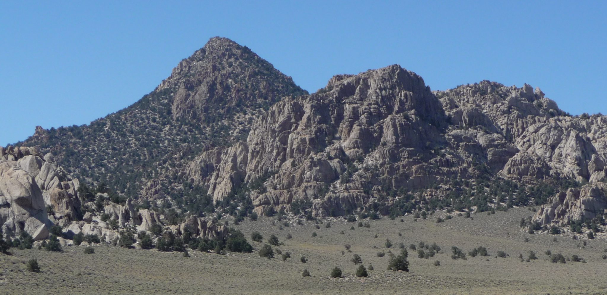 Granite Mountain Summer Movie Preview