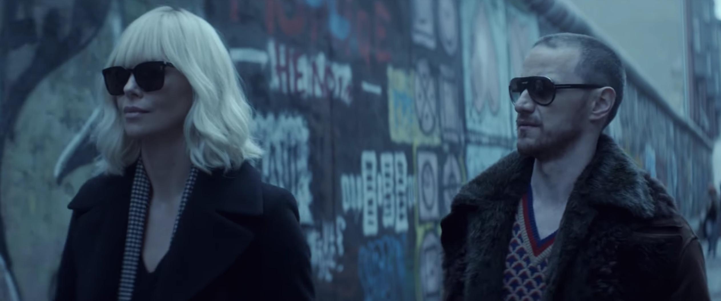 atomic blonde Summer Movie Preview