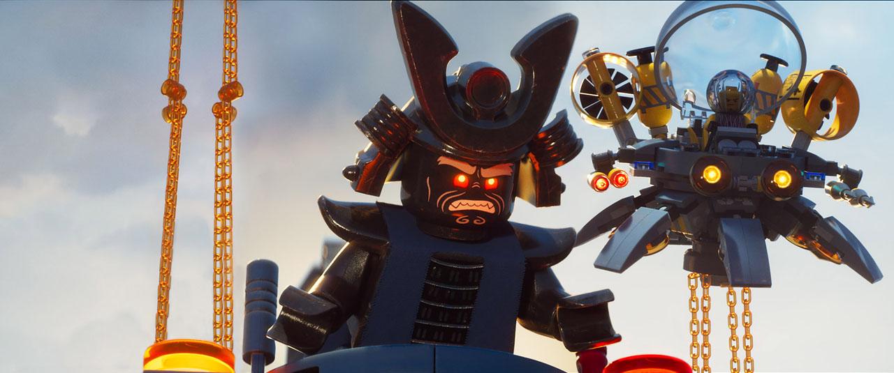 The Lego Ninjagogo Summer Movie Preview