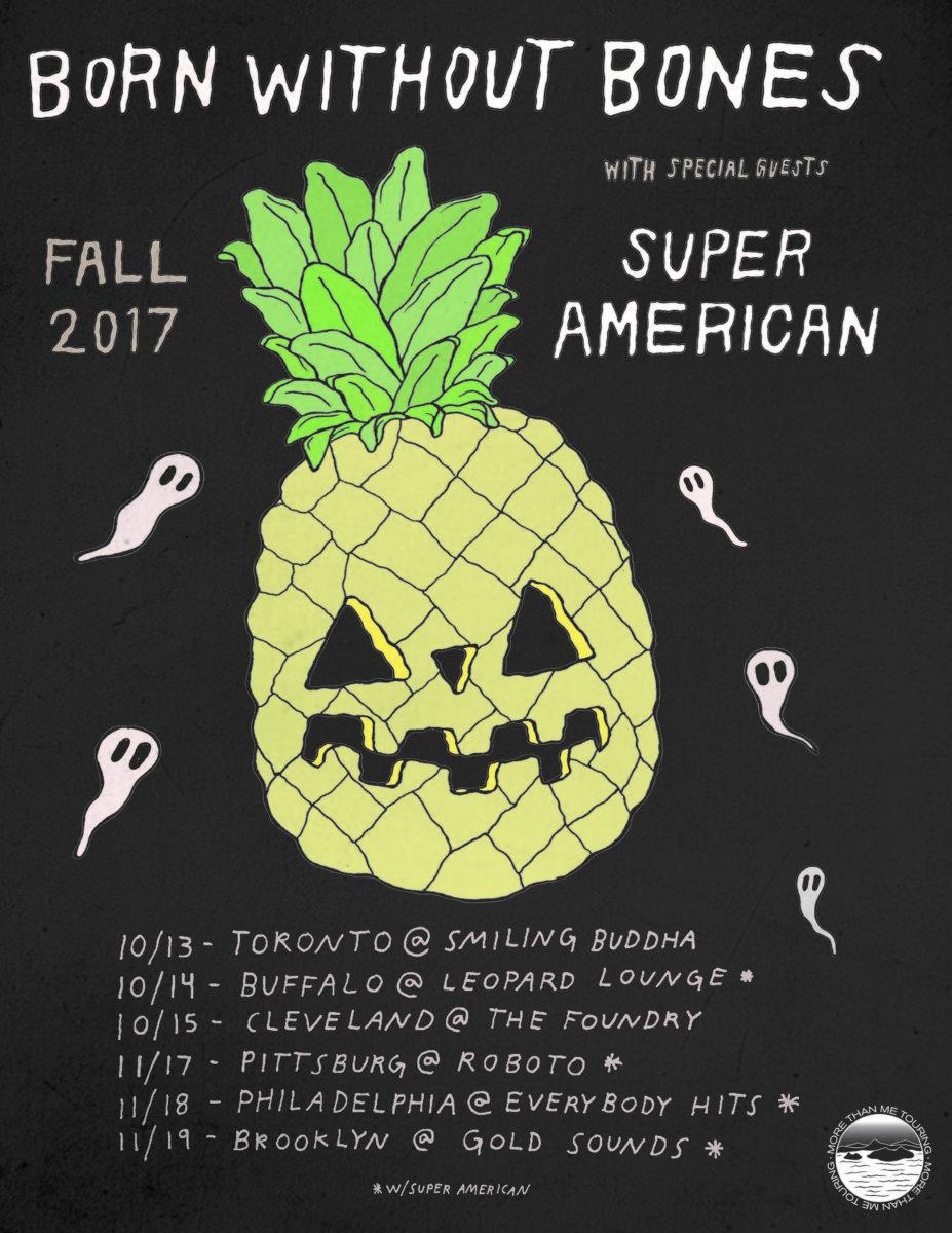 Born Without Bones Tour