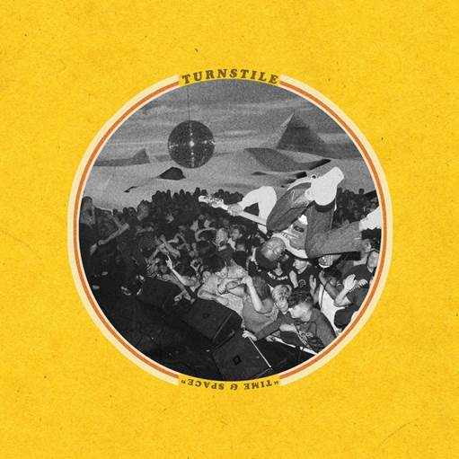 Turnstile Time and Space cover