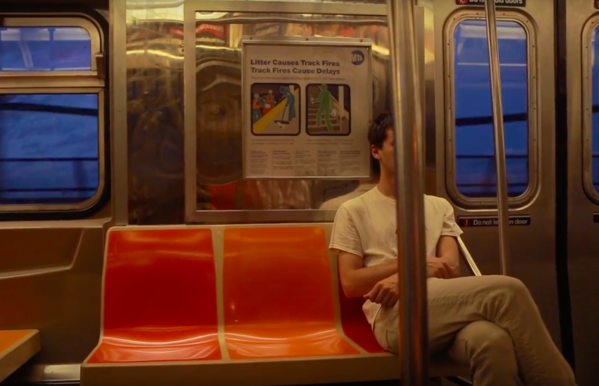 "Watch Bellows' orange-drenched video for ""Orange Juice"""