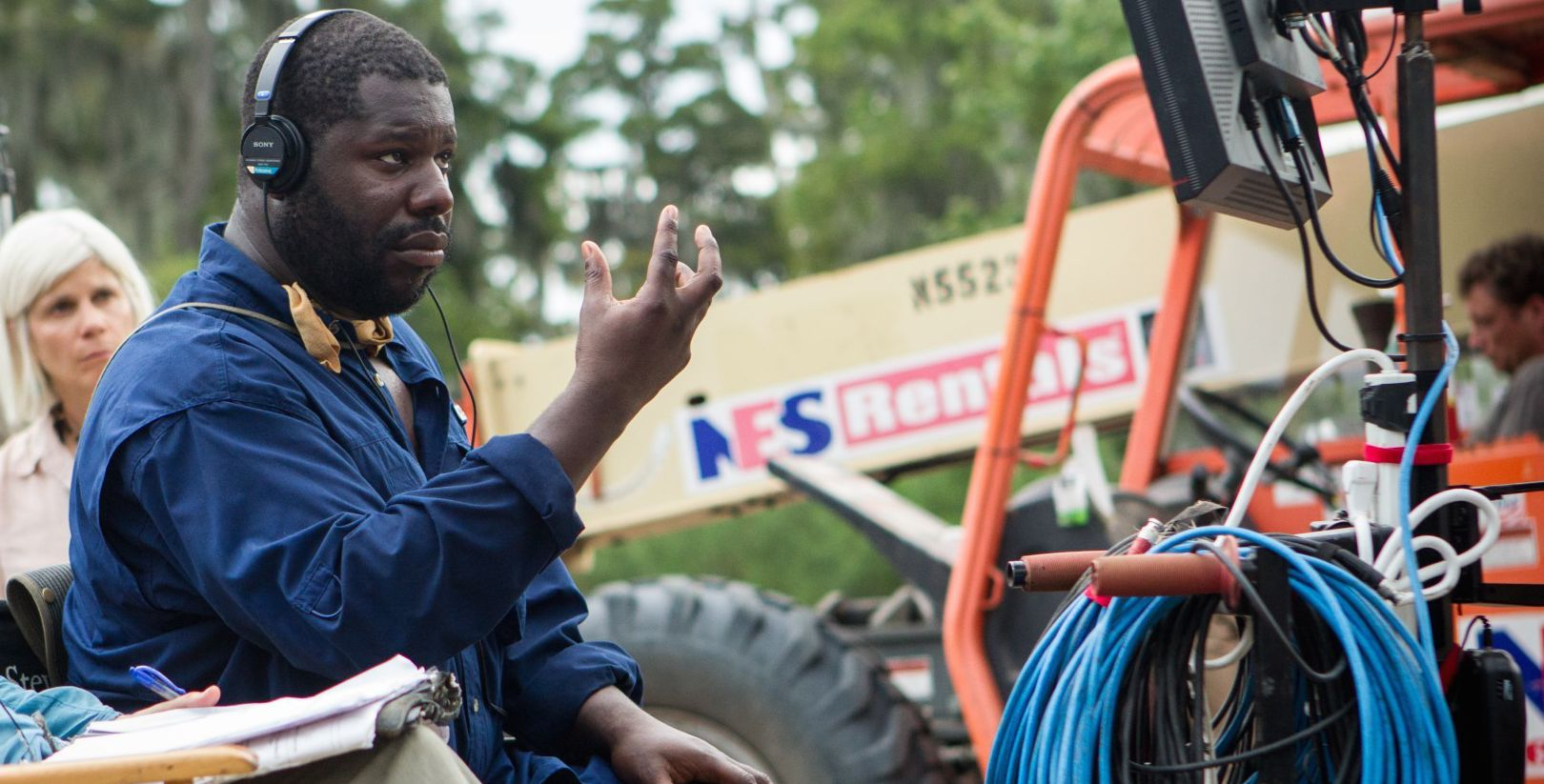 EDITORIAL: Everything I learned from writer-director Steve McQueen