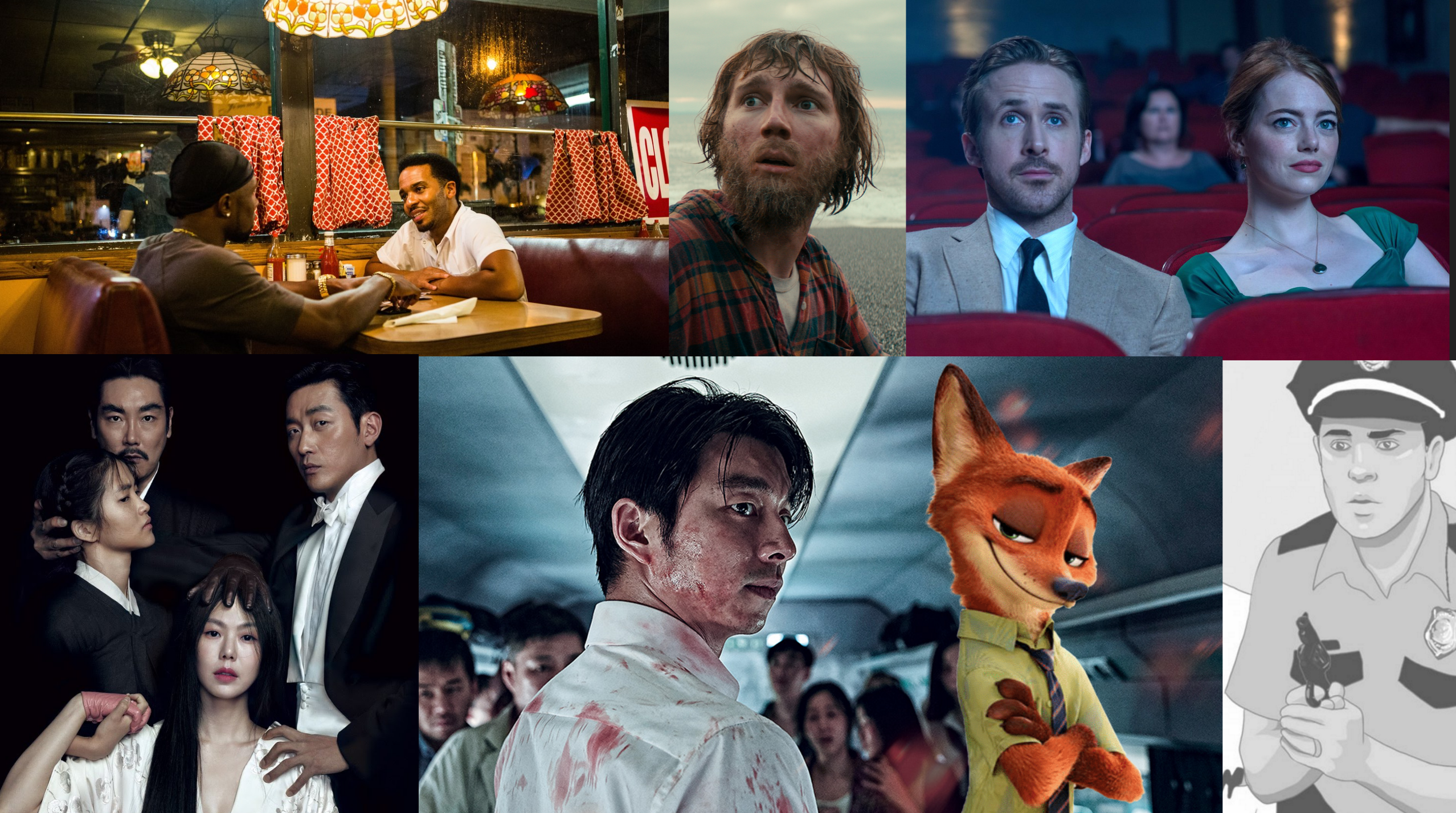 Substream presents the top 25 films of 2016