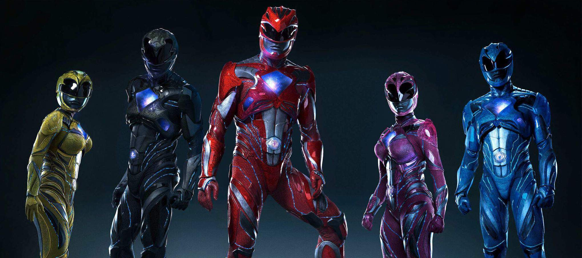 New 'Power Rangers' trailer saves you the price of admission