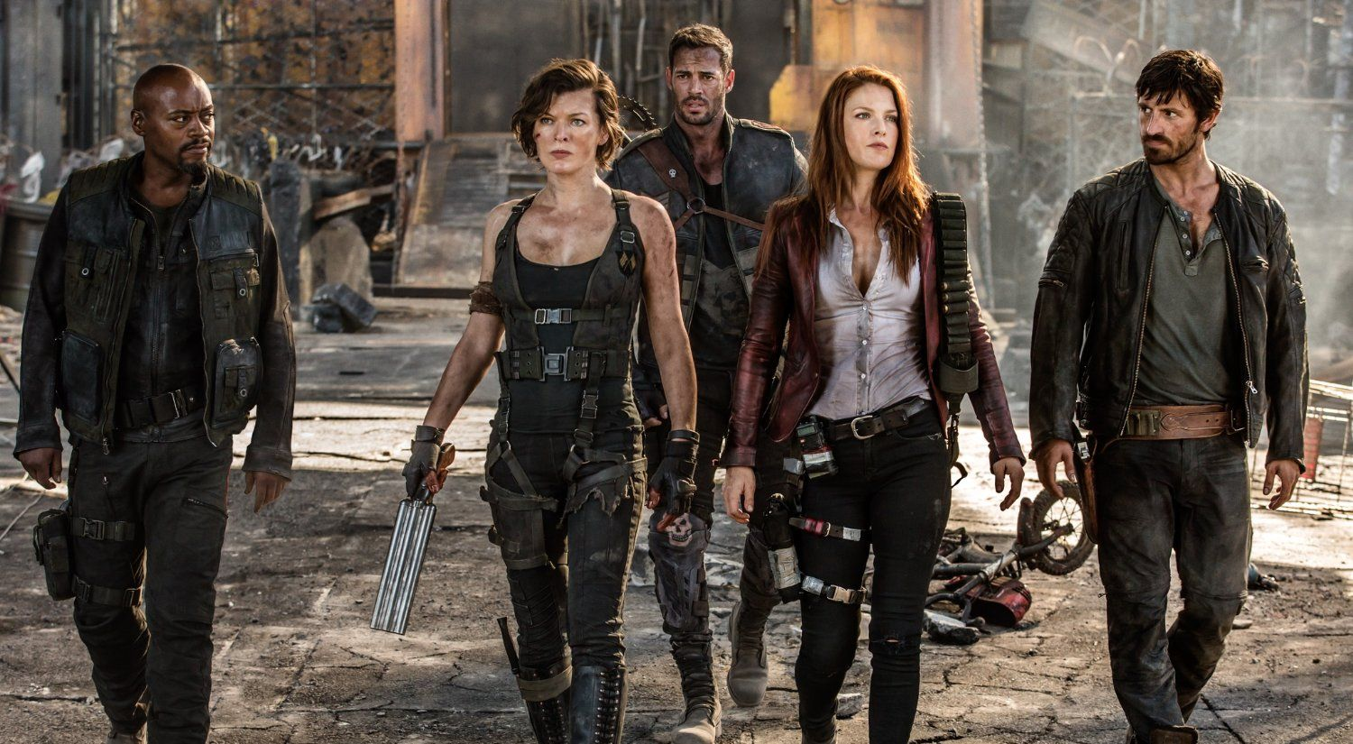 'Resident Evil: The Final Chapter' leaves the franchise high and hopeful