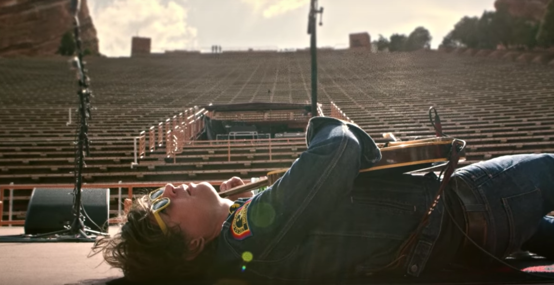 "See Ryan Adams at work in ""Do You Still Love Me?"" video"