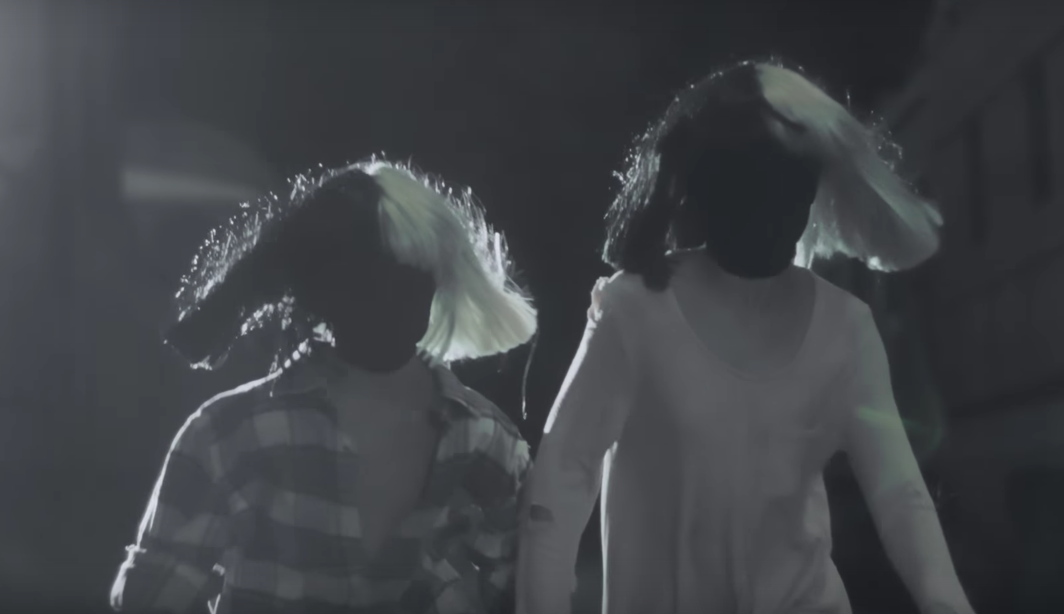 "Sia sings of determination in ""Never Give Up"" lyric video"