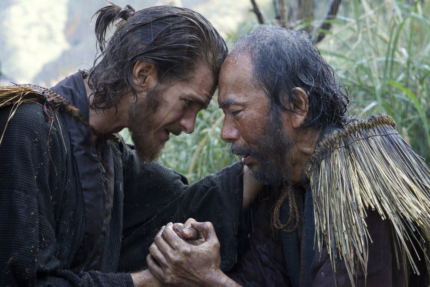 'Silence' is a bold passion project brought down by self-indulgence