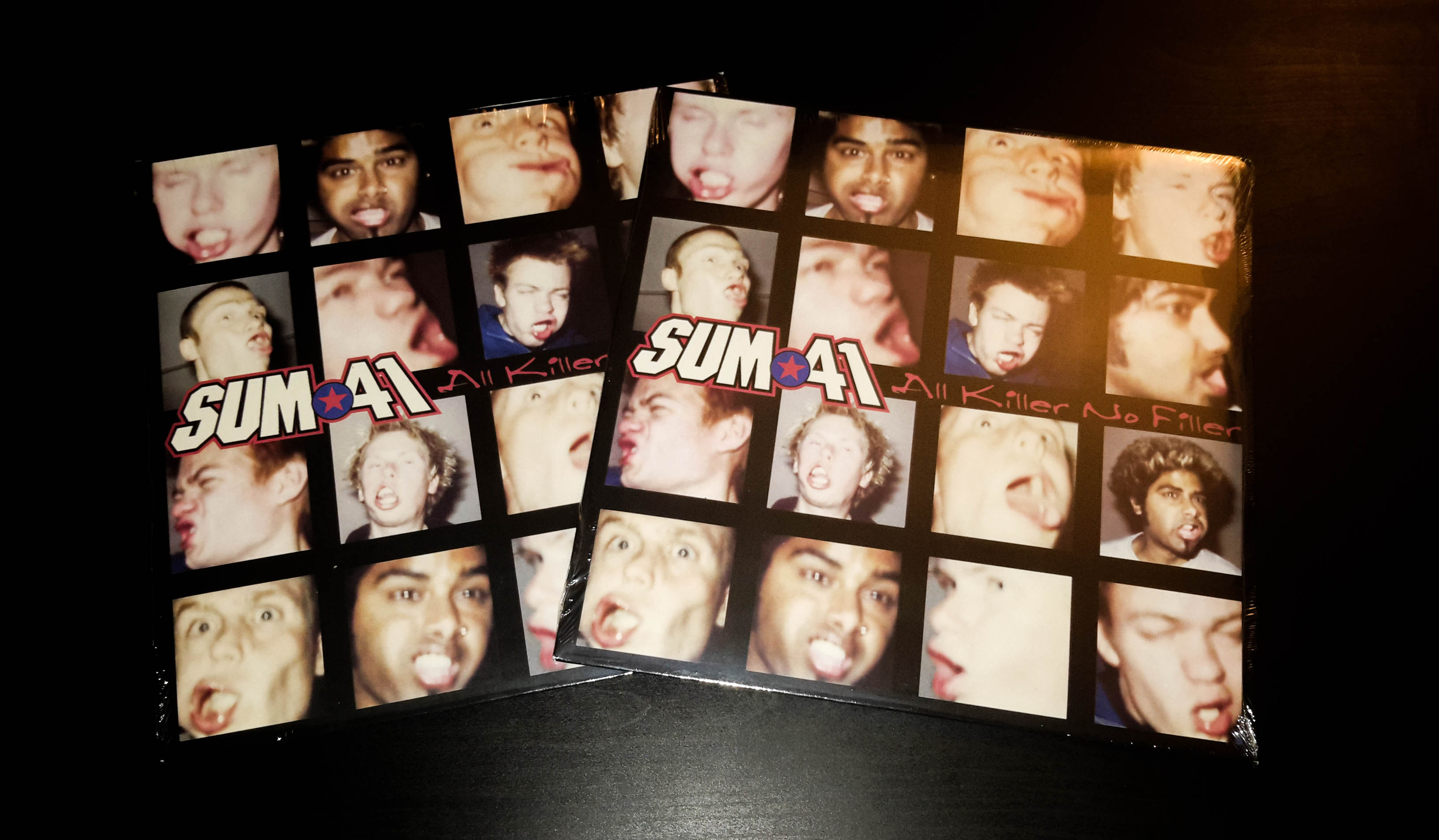 CONTEST: Win a copy of Sum 41's 'All Killer, No Filler' on vinyl!
