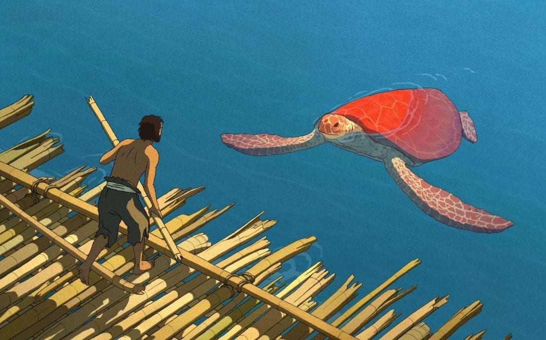 'The Red Turtle' is as vapid as it is beautiful