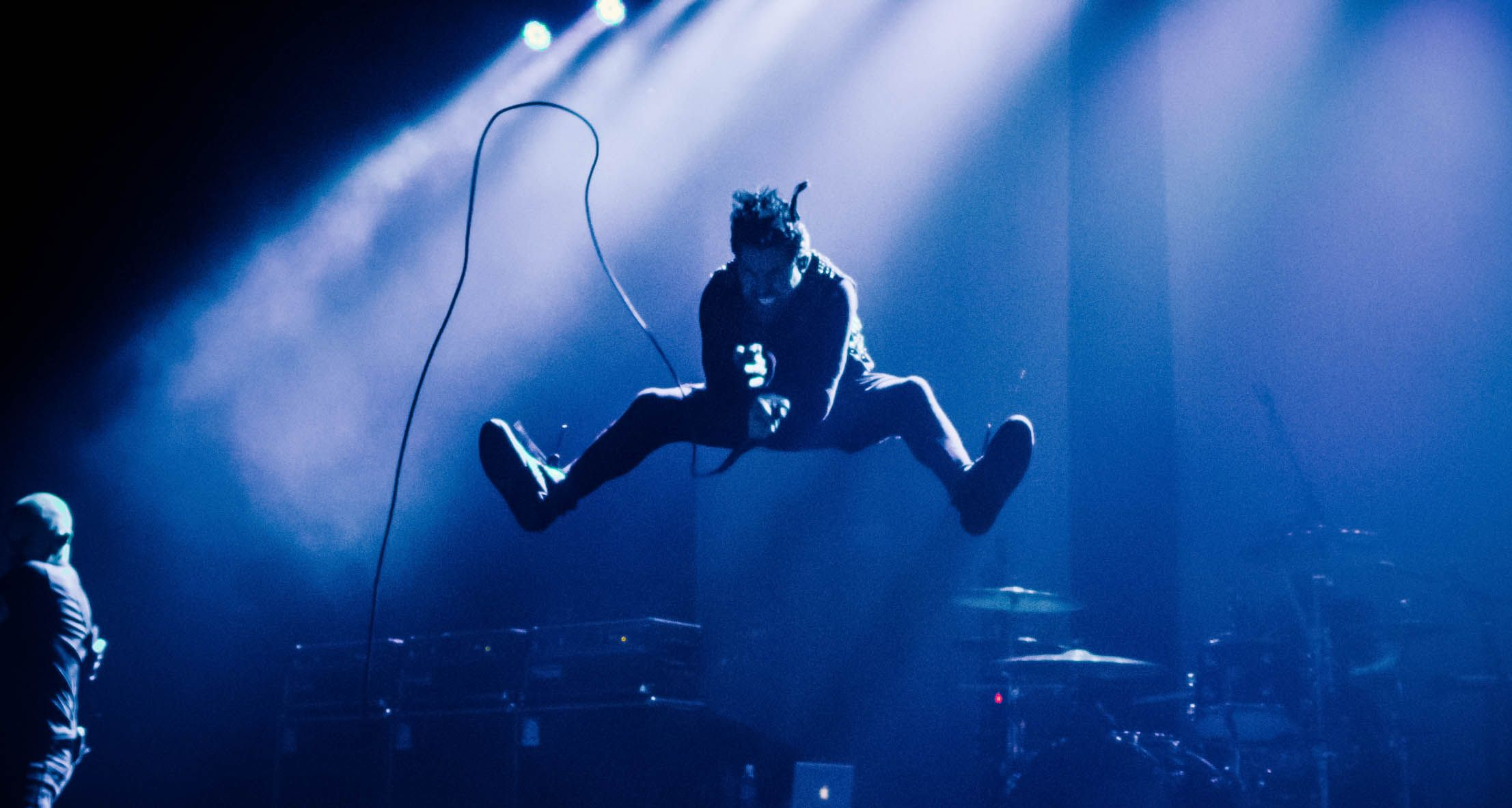 PHOTOS: AFI bring loads of energy to Chicago with The Chain Gang Of 1974