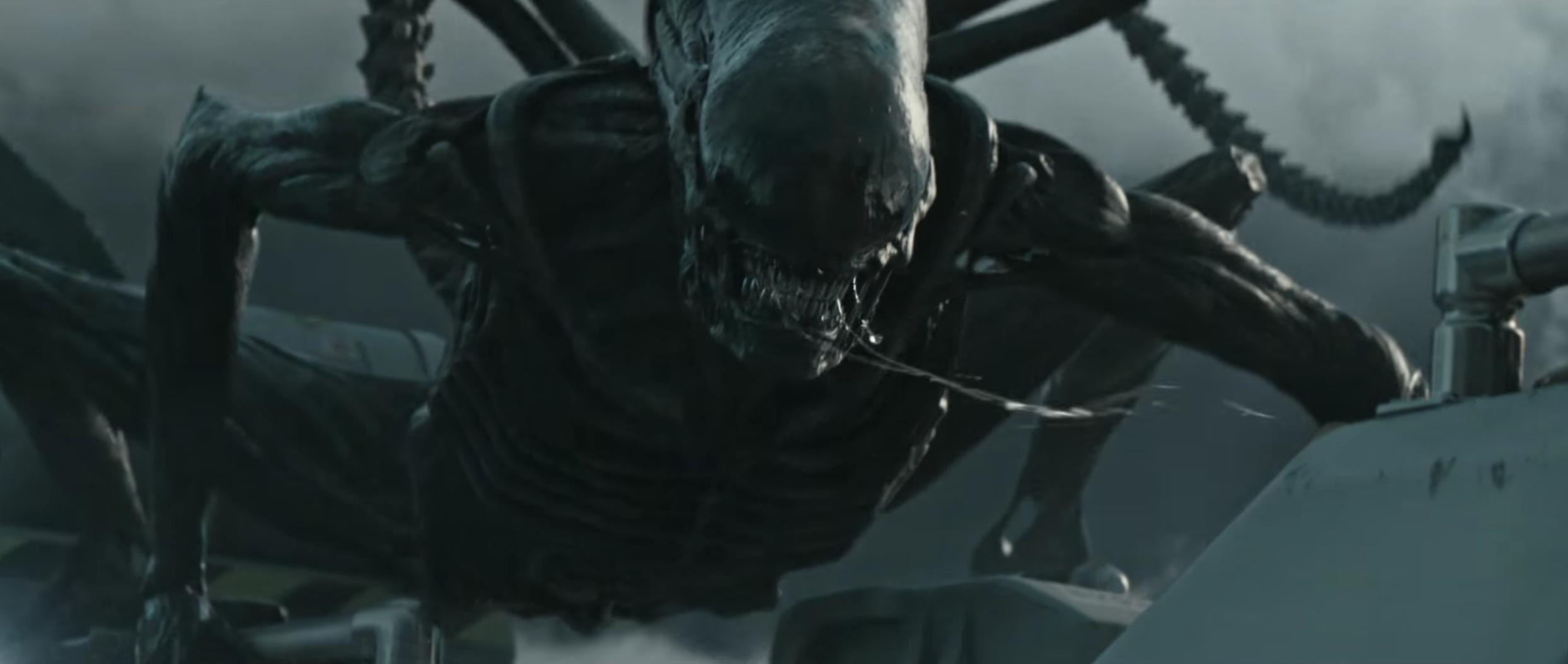 'Alien: Covenant' trailer shows the full power and horror of the Xenomorph