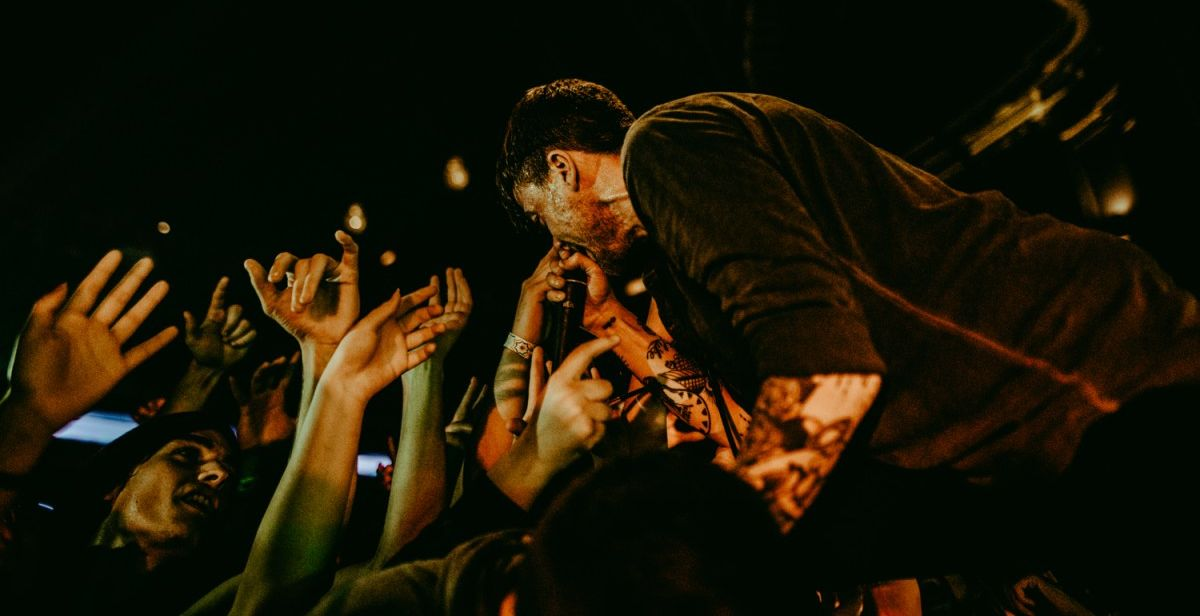 PHOTOS: Circa Survive celebrate 10 years of 'On Letting Go' with sold-out Chicago crowd