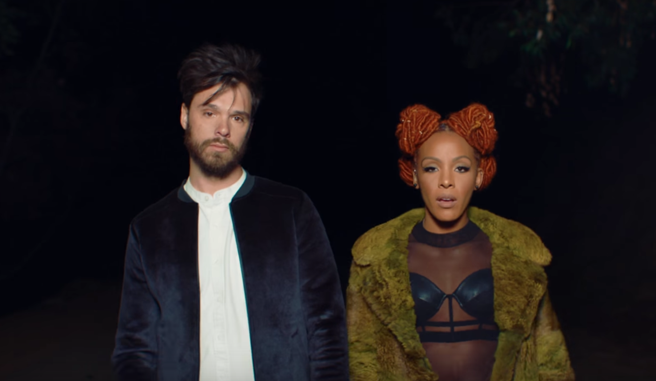 """Dirty Projectors team up with D∆WN for funky track, """"Cool Your Heart"""""""