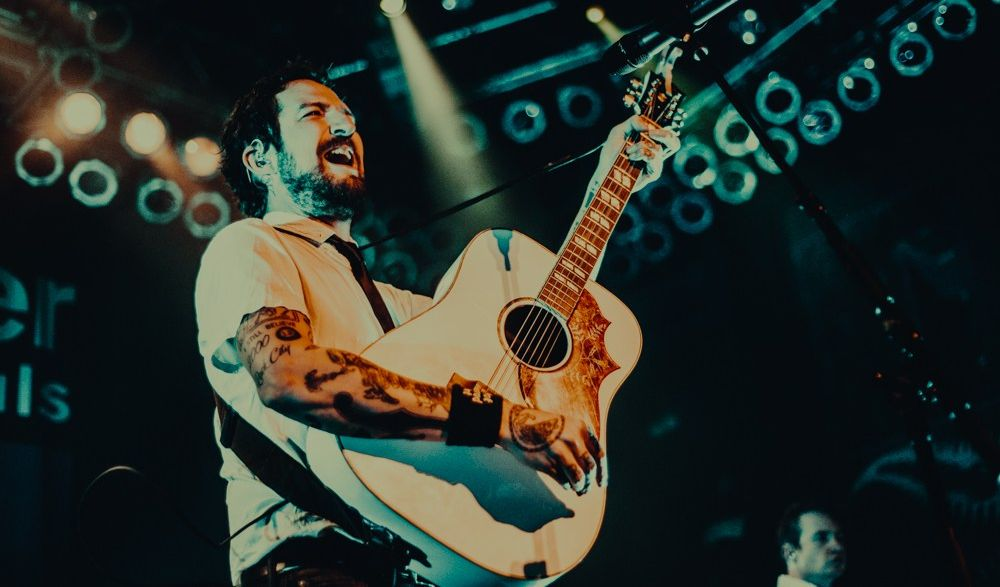 PHOTOS: Frank Turner and the Sleeping Souls' second of two nights in Chicago
