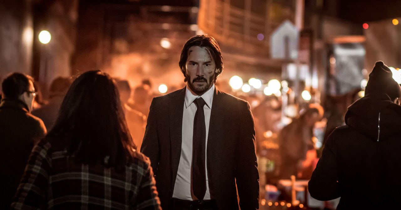 'John Wick: Chapter 2' proves that lightning can strike twice