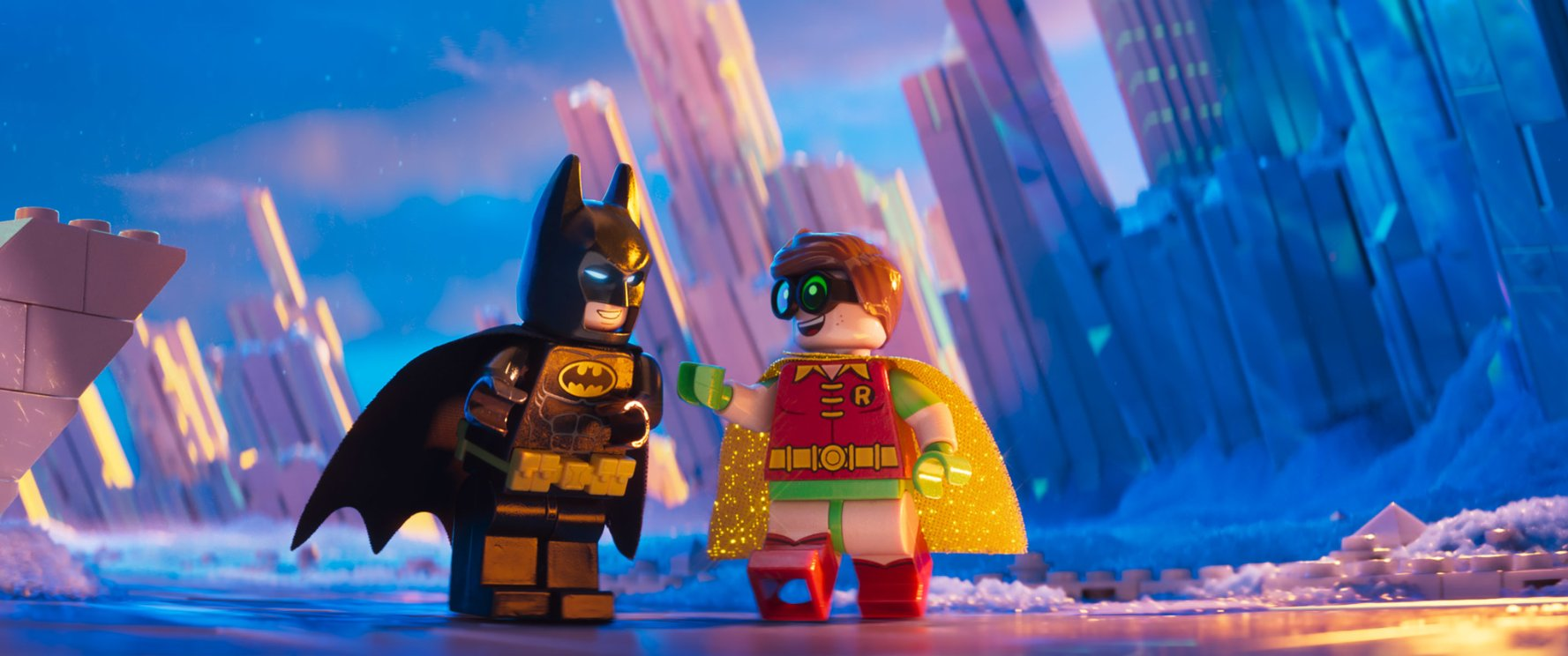 'The LEGO Batman Movie' brings the joy Batman has needed for decades