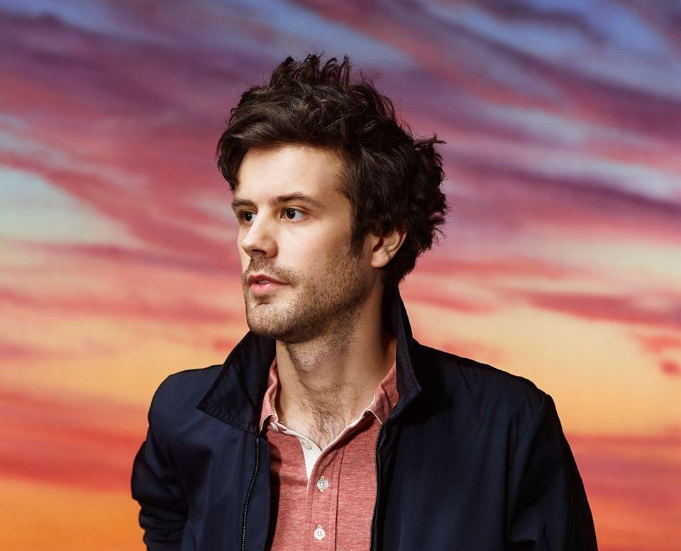 Passion Pit frontman shares three songs through new company The Wishart Group