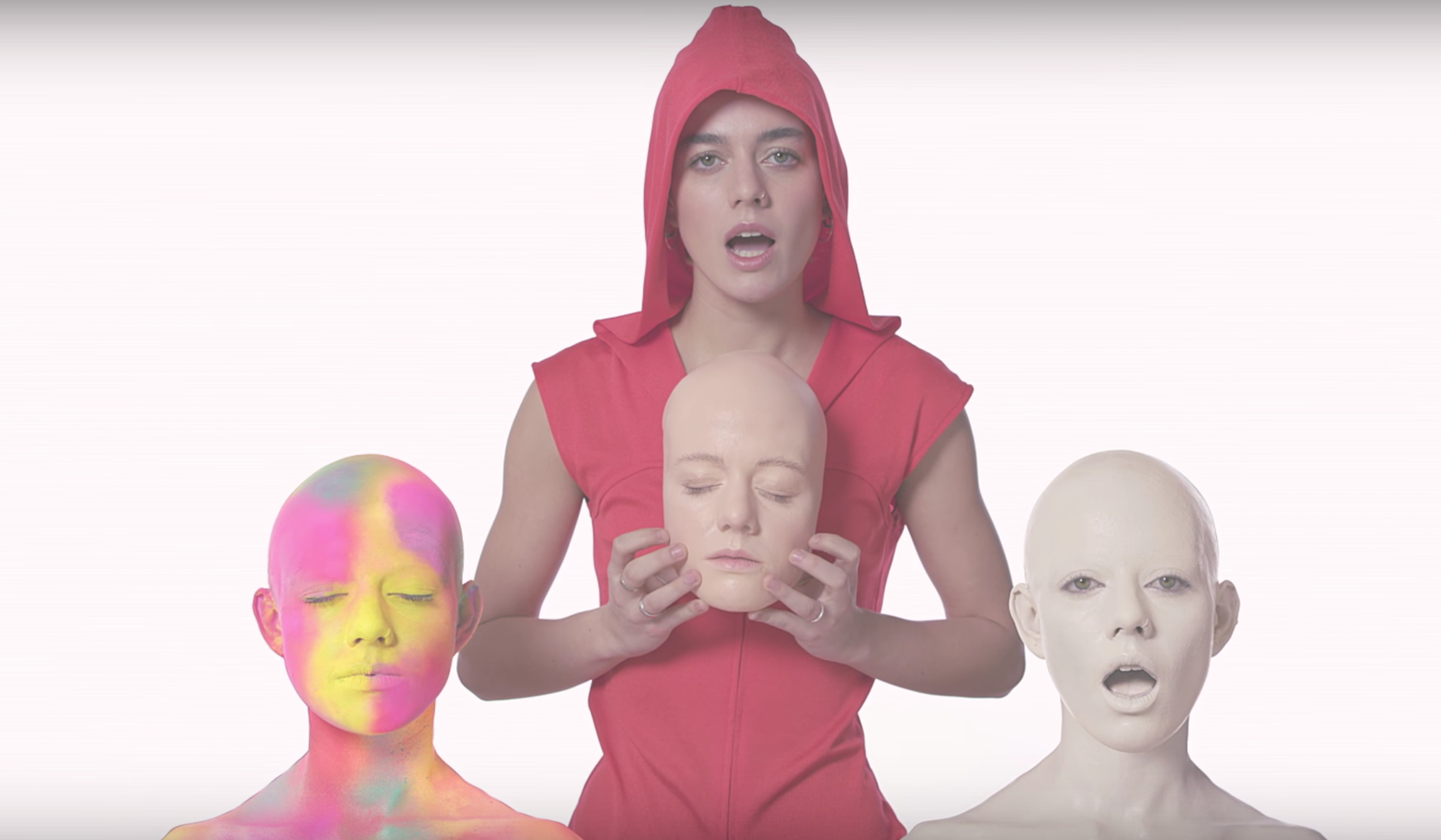 "Pixx sings with statues in ""I Bow Down"" video, announces LP release date"
