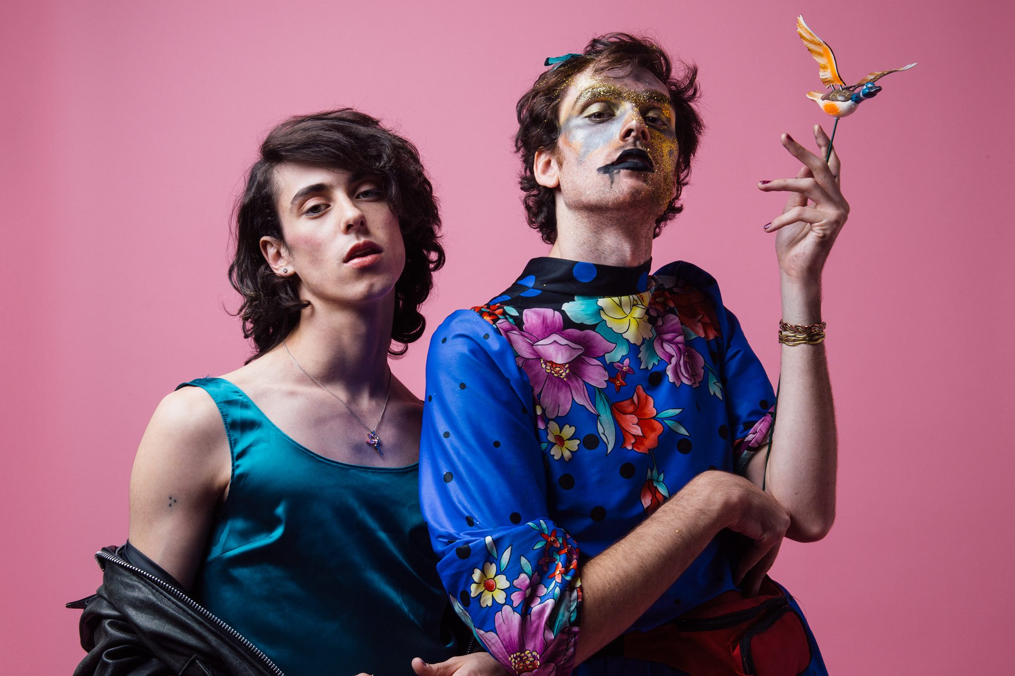 """PWR BTTM's new song """"LOL"""" is an emotional powerhouse"""