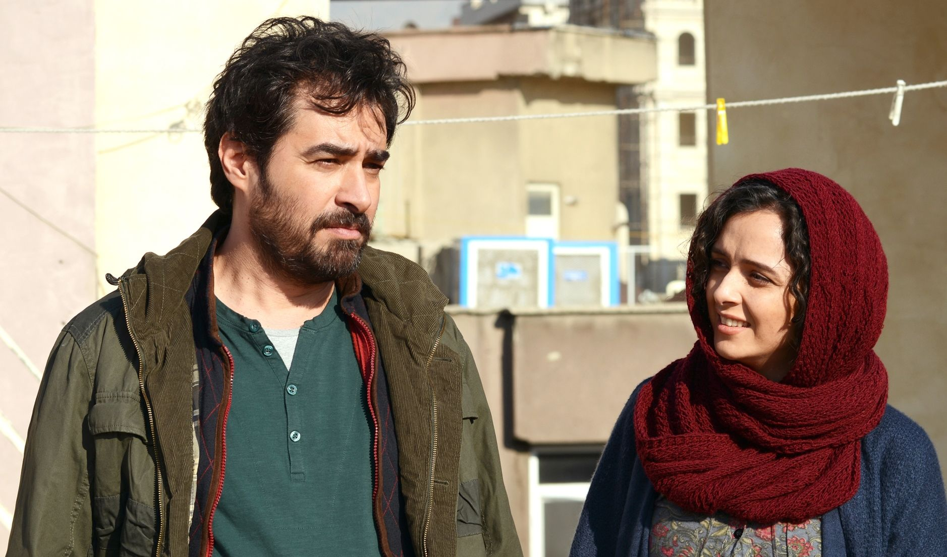 'The Salesman' is a challenging look at a strained relationship