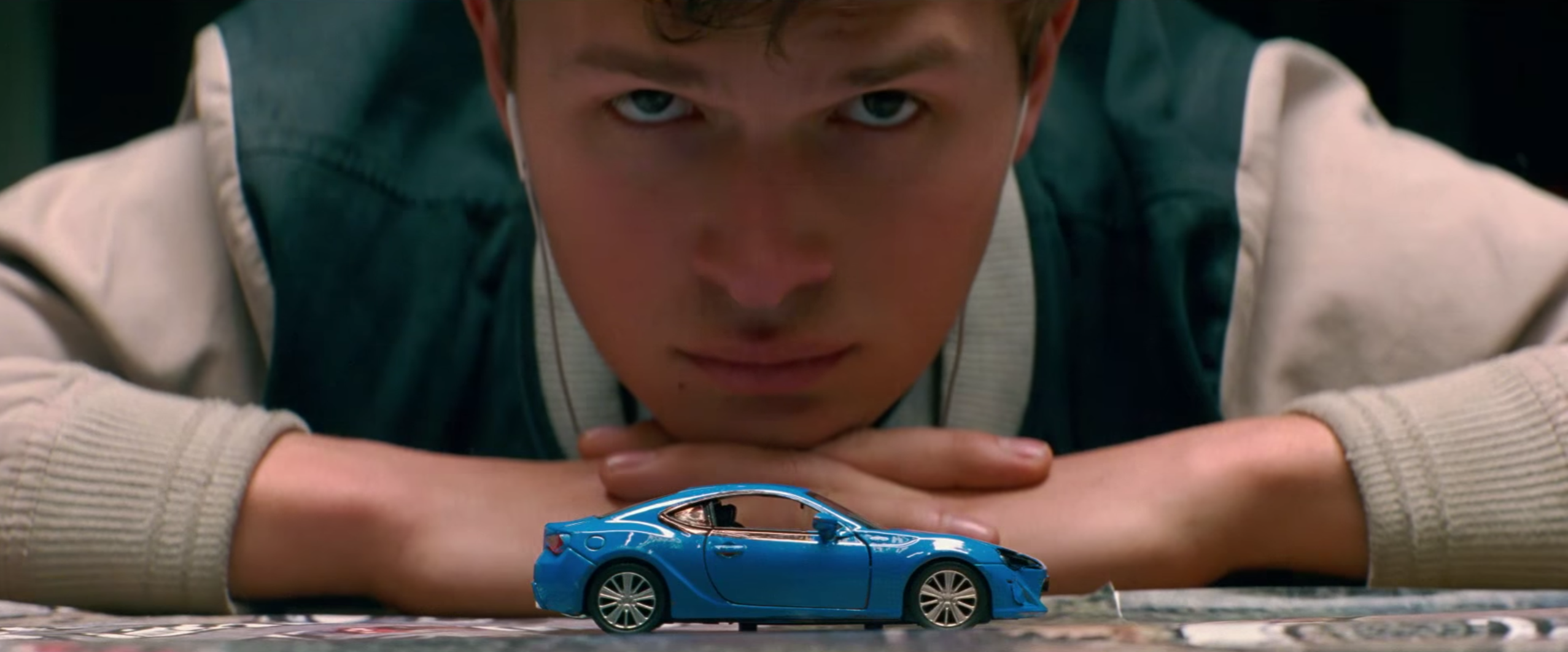 The trailer for 'Baby Driver' promises high speed heist thrills