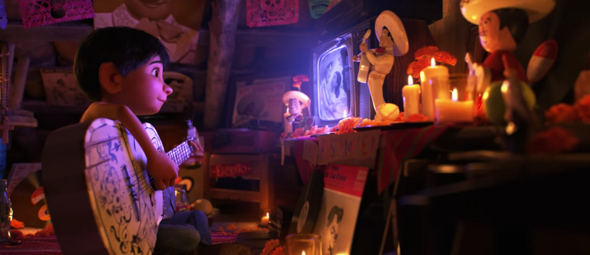 Disney•Pixar looks to add another hit with teaser for 'Coco'