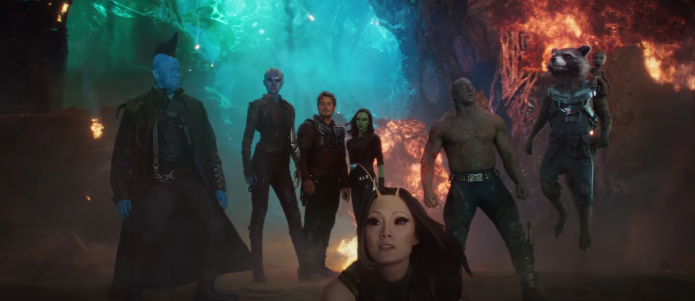 There's a lot more to see in new 'Guardians Of The Galaxy Vol. 2' trailer