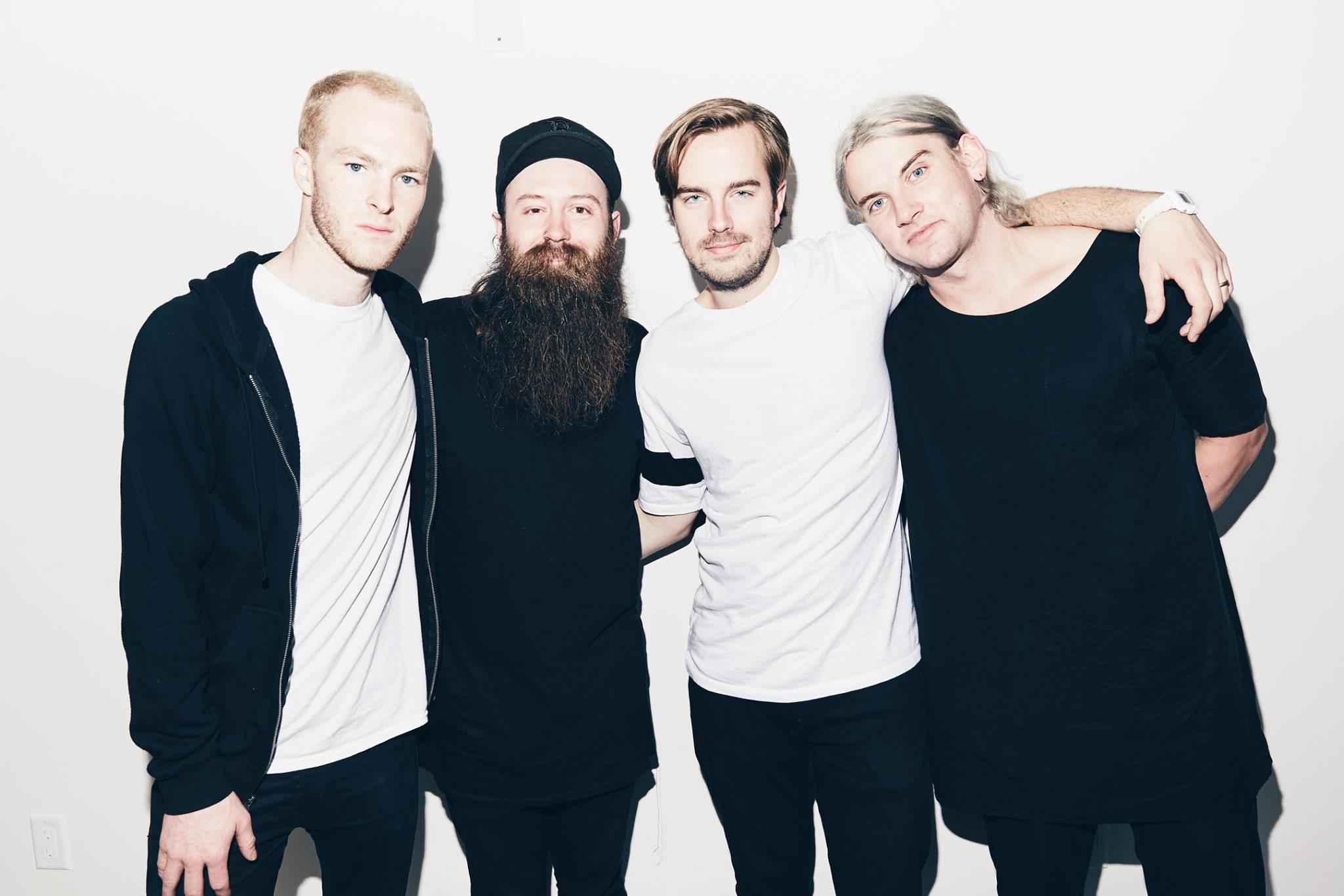 Judah & the Lion announce a bevy of 2017 tour dates