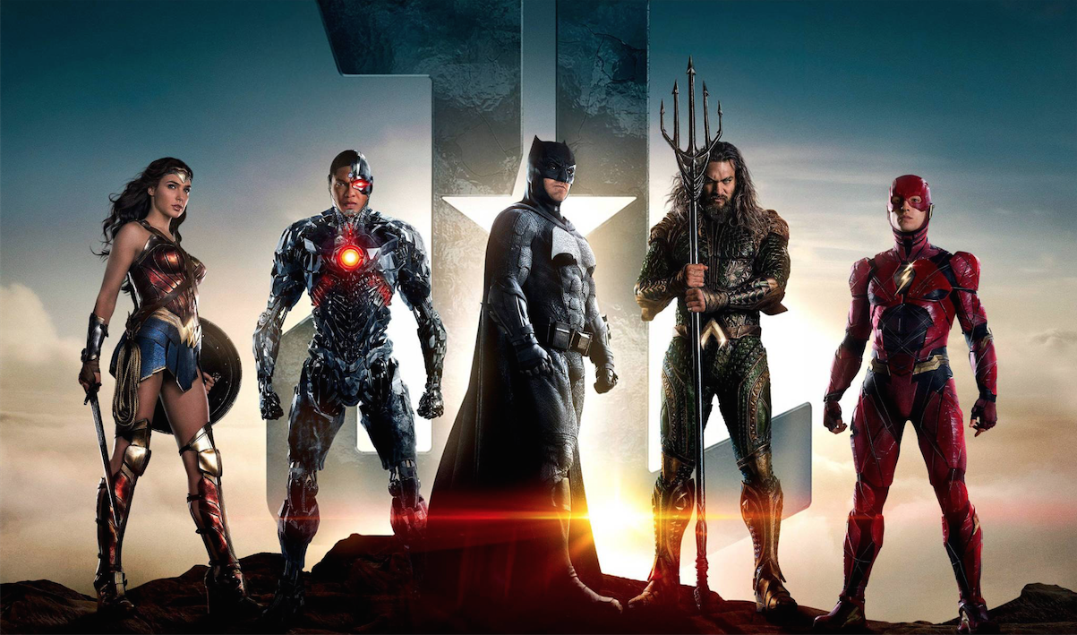 EDITORIAL: New 'Justice League' trailer, Same DCEU problems