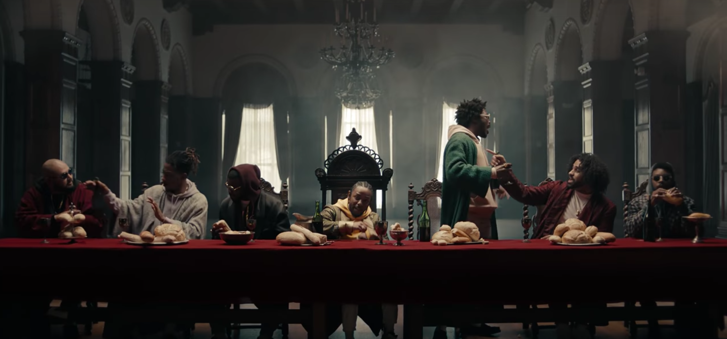 """Kendrick Lamar blesses the world with new video for """"HUMBLE"""""""