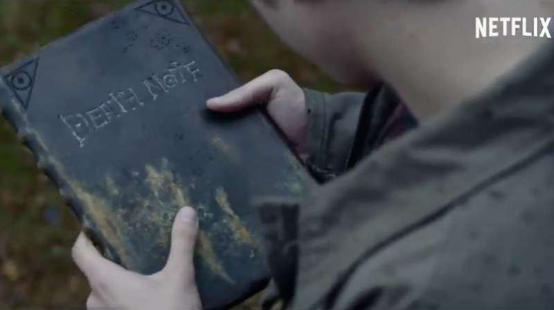 American 'Death Note' film gets its first teaser