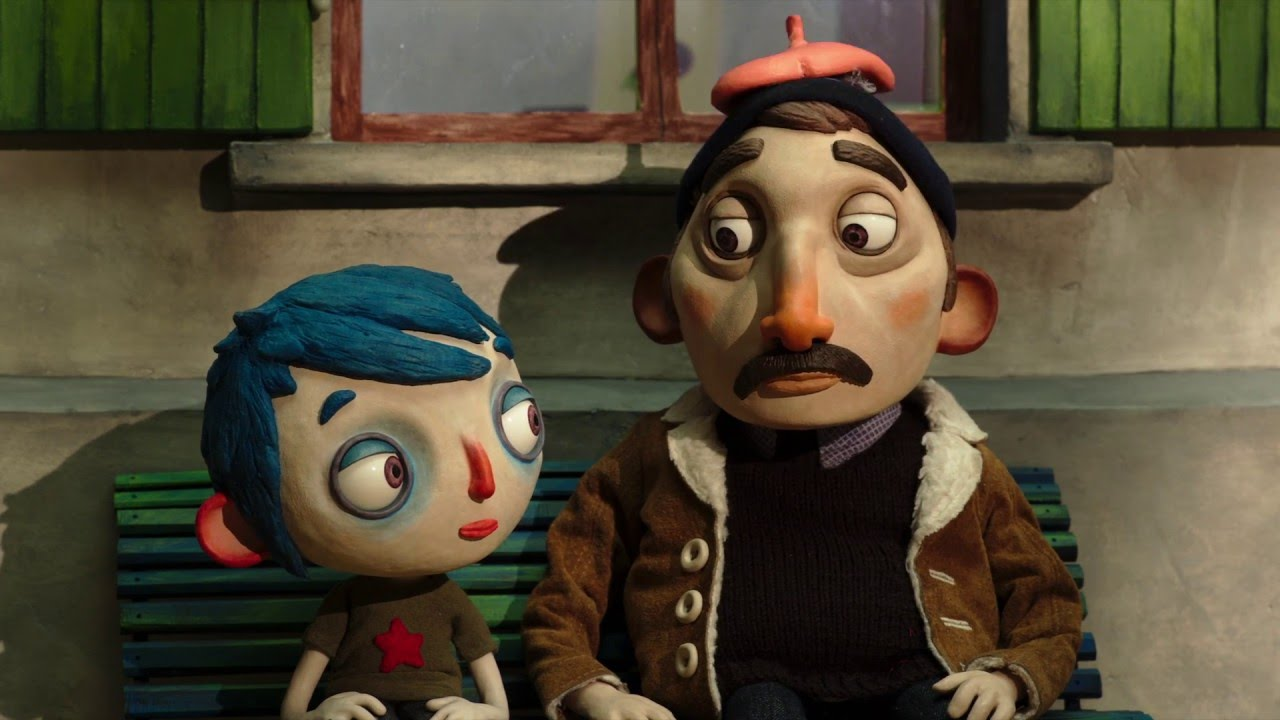 'My Life as a Zucchini' focuses on childhood trauma through a lens of hope