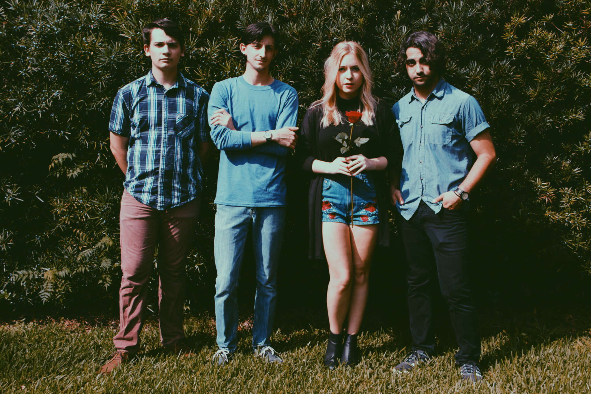 PREMIERE: Blonde Roses find their voice again with 'Hell Or High Water' EP