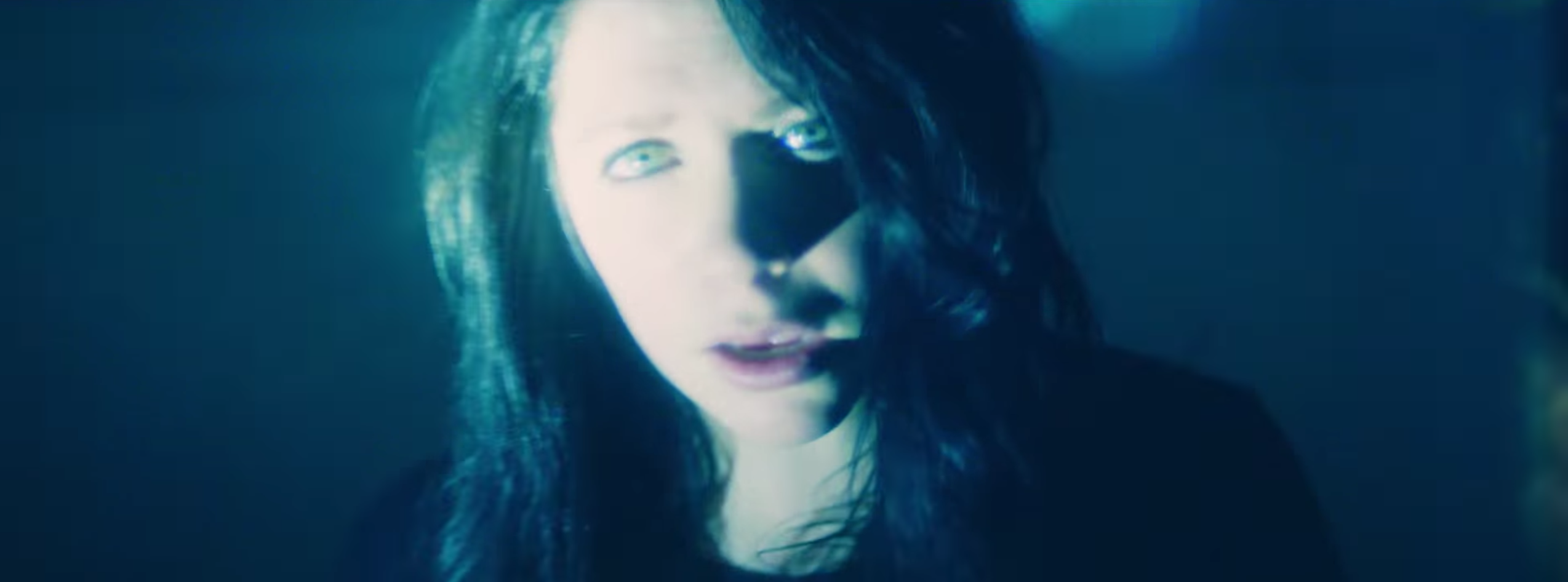 """Watch K.Flay's eerie music video for """"Black Wave"""""""