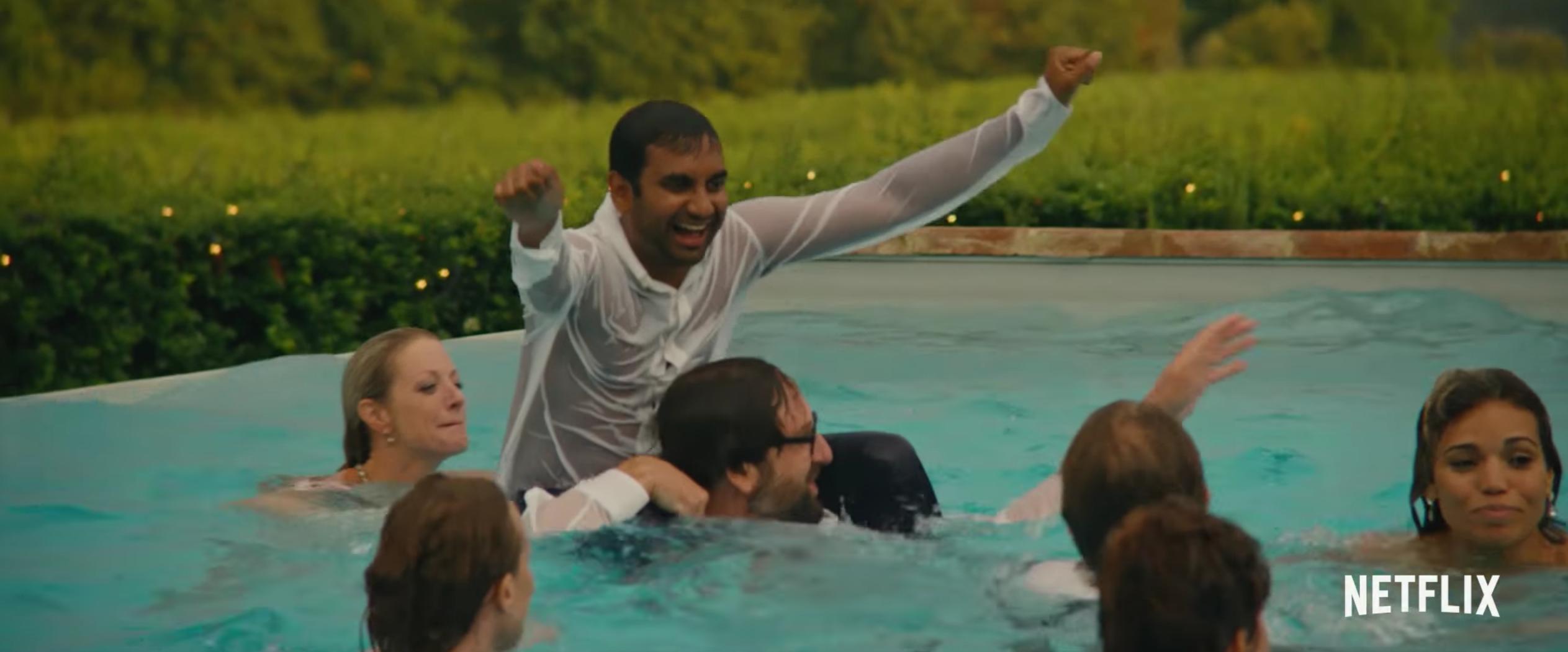 Aziz Ansari shares trailer for second season of 'Master of None'