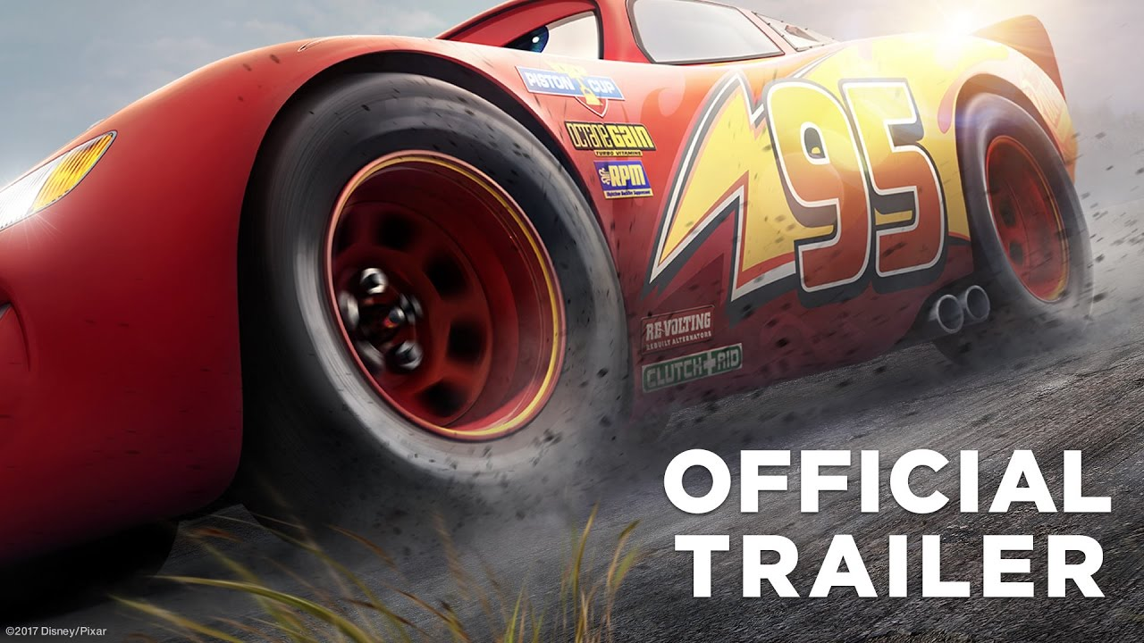 Latest 'Cars 3' trailer spoils an entire movie in 145 seconds