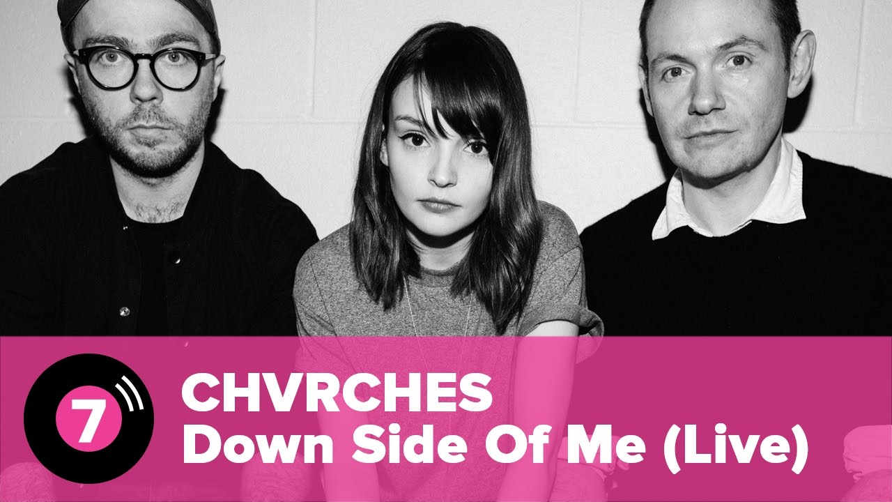 """CHVRCHES and Kristen Stewart team up for """"Down Side of Me"""" video"""
