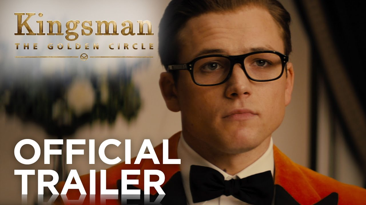 The trailer for 'Kingsman: The Golden Circle' promises more spy action