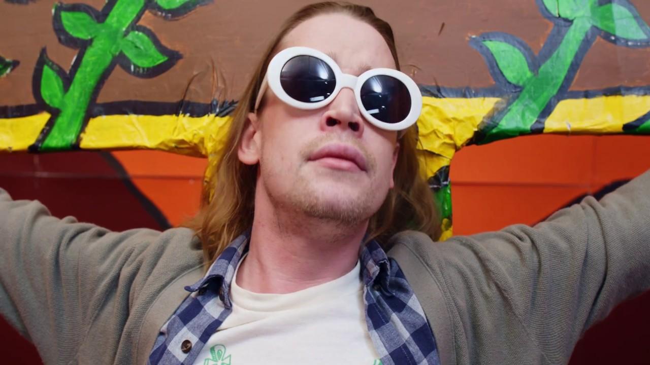 Macaulay Culkin plays Kurt Cobain playing Jesus in Father John Misty's new video