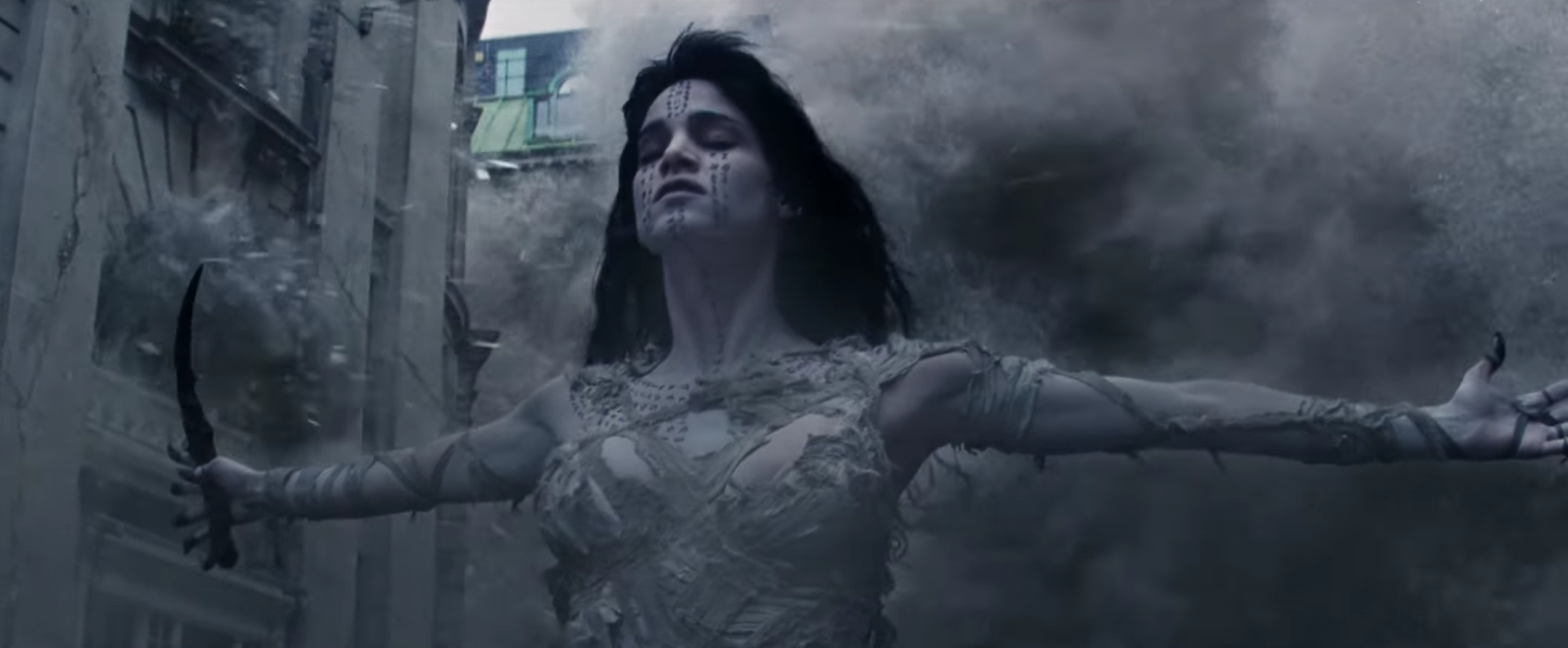 The second trailer for 'The Mummy' fleshes out the story