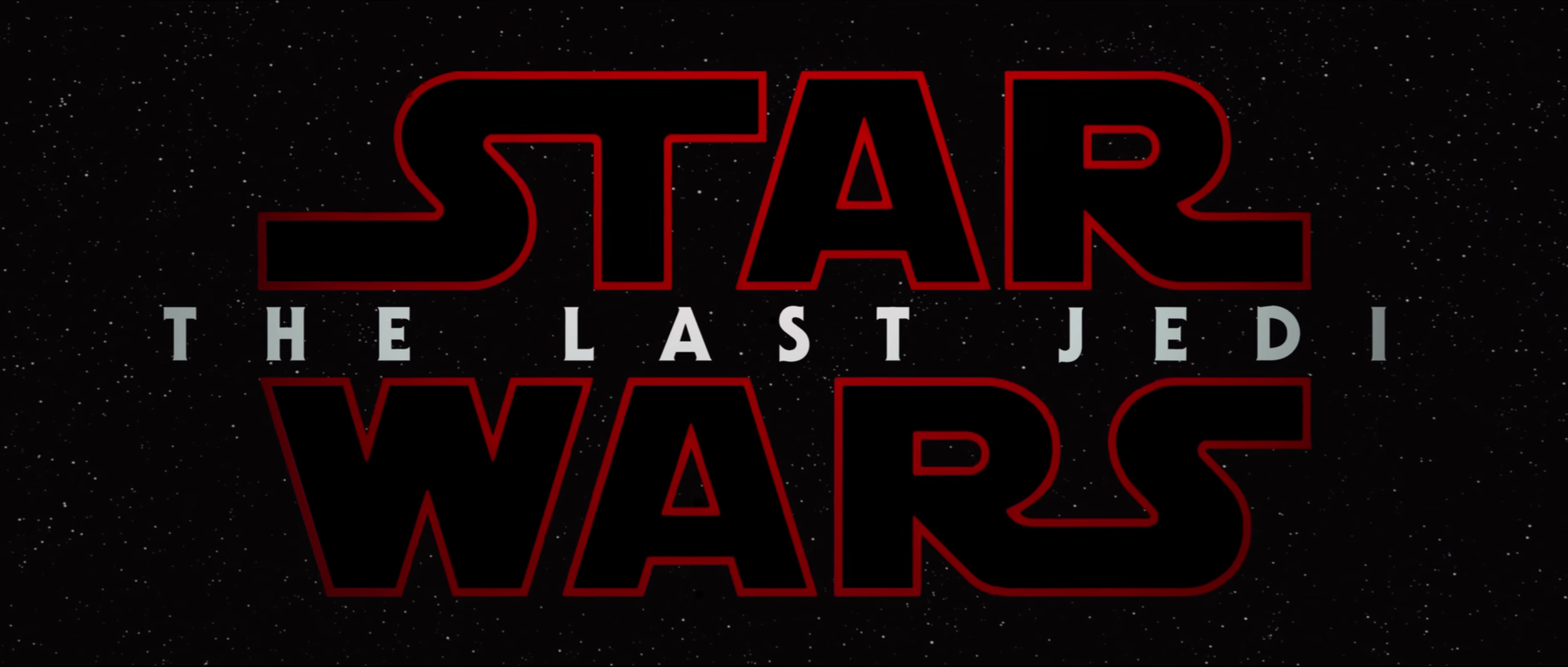 The first trailer for 'Star Wars: The Last Jedi' is finally here!