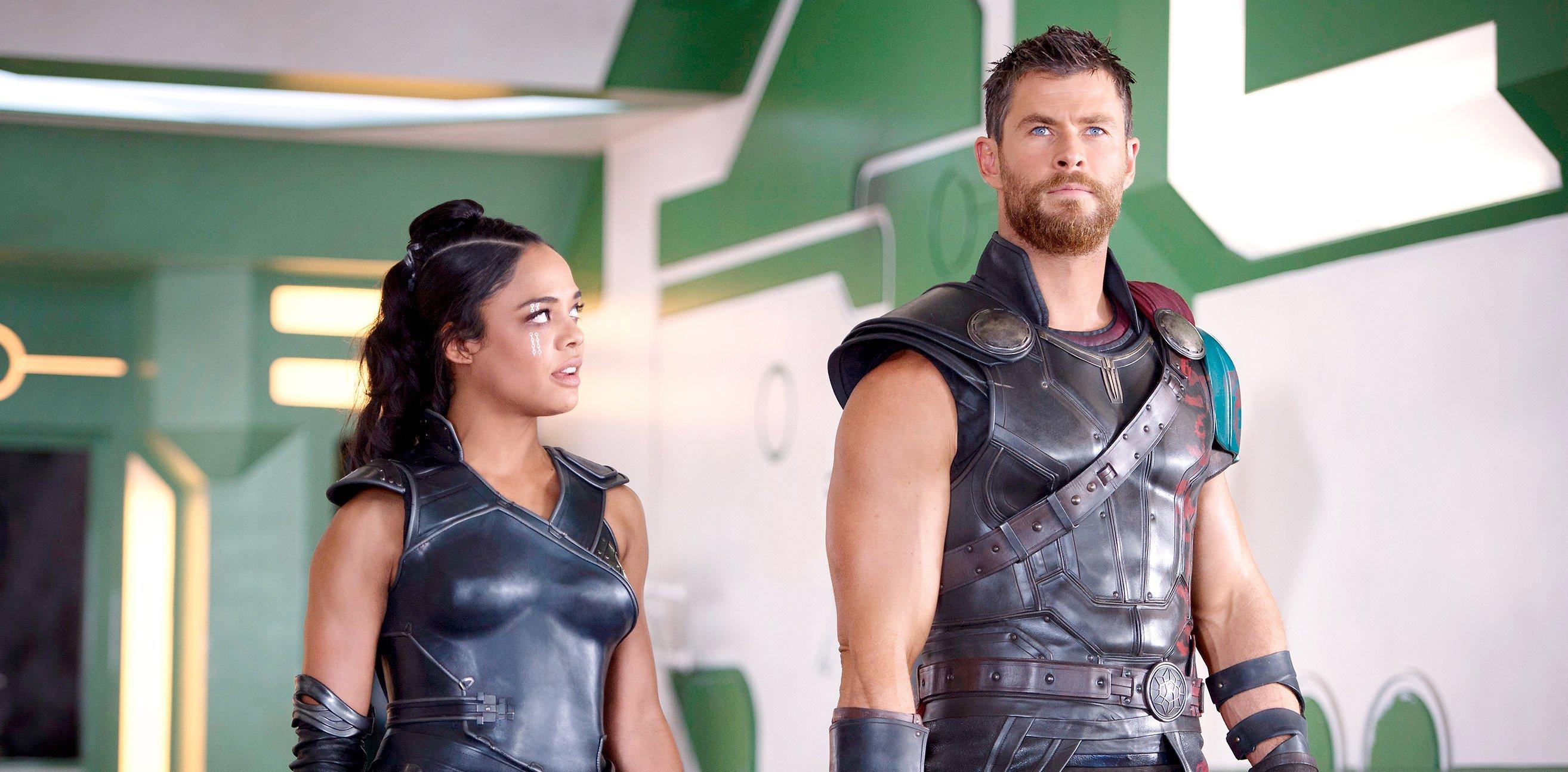 It's Avenger Vs. Avenger in first 'Thor: Ragnarok' teaser