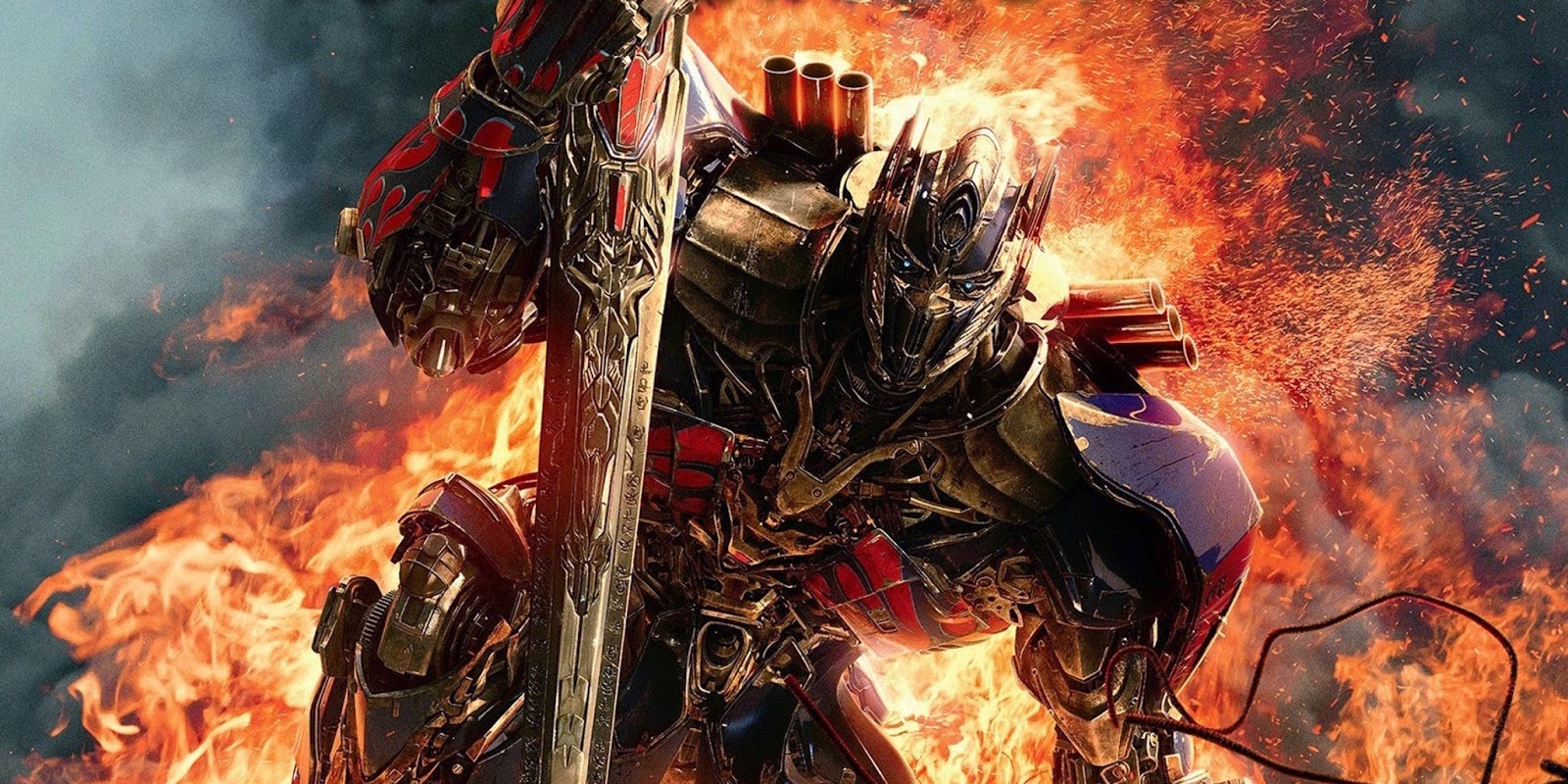 'Transformers: The Last Knight' is (unsurprisingly) a dizzying blur of light and sound