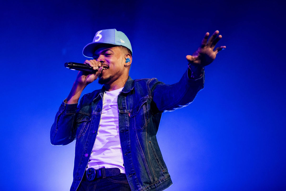 """Stream an unfinished mix of a new Chance The Rapper song, """"They Say"""""""