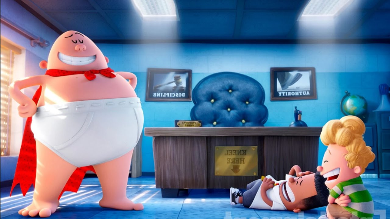 Captain Underpants Is A Fresh Adaptation Of A Favorite